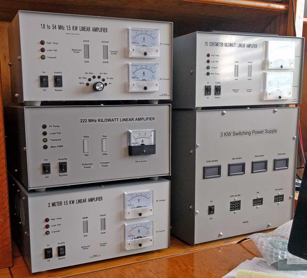1 Kw 2m Ldmos Amplifier