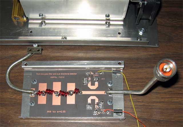 1kw 70cm ldmos amplifier dual fan relay wiring furnace blower fan relay wiring